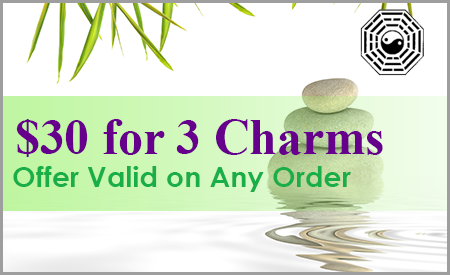 $27 for 3 Charms - Offer Valid on Any Order